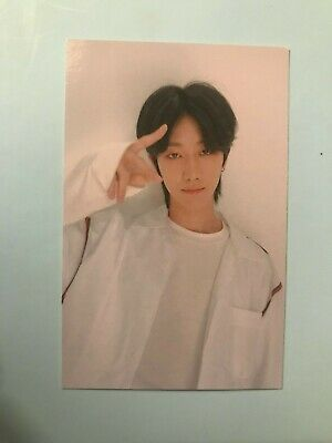 Rare Seventeen The8 You Make My Day Limited Photocard  Minghao    Kpop