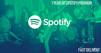 🔥Spotify Premium🔥 1 YEAR / 12 Months 🔥Instant Delivery🔥