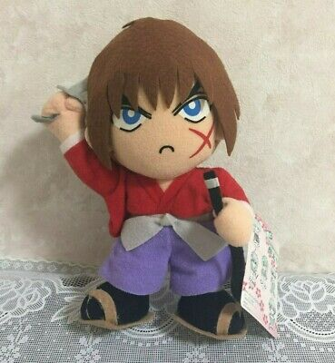 Anime Figuarts Zero Rurouni Kenshin Himura Kenshin Figure 18CM Toy New in Box