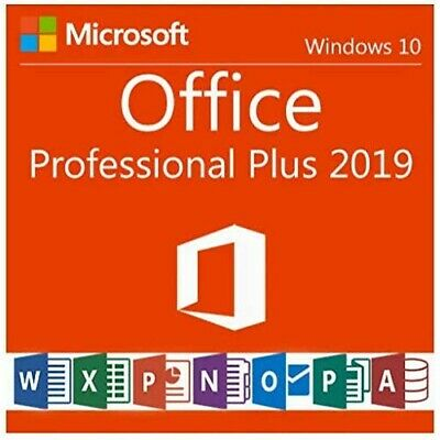 Microsoft Office 2019 Professional Plus Genuine Licence + Download Link