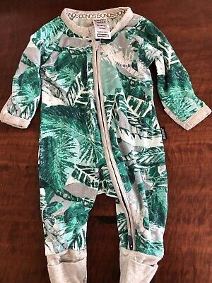 Bonds Wondersuit Newborn 0000 GUC