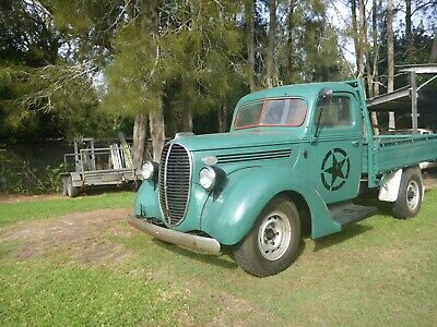 Ford Pick Up 1939 F100 Coupe V8 Gt Gs Ute