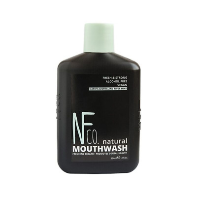 The Natural Family Co Natural Mouthwash (Vegan & Cruelty Free) 354 ml