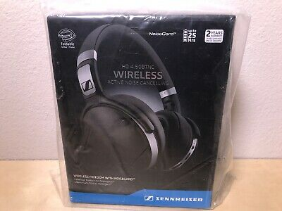 Sennheiser HD 4.50 Bluetooth Wireless Headphones - Black (HD4.50 BTNC) #M106