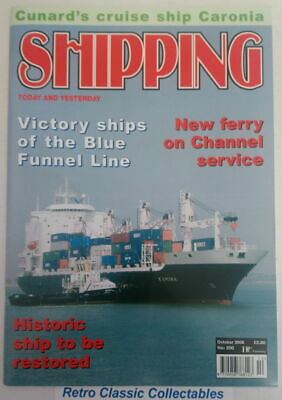 Shipping Today and Yesterday - No.200 - October 2006