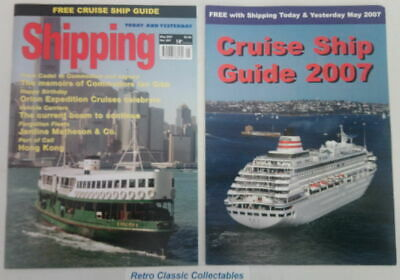 Shipping Today and Yesterday - No.207 - May 2007 - Includes suppliment