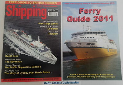 Shipping Today and Yesterday - No.249 - November 2010 - includes suppliment