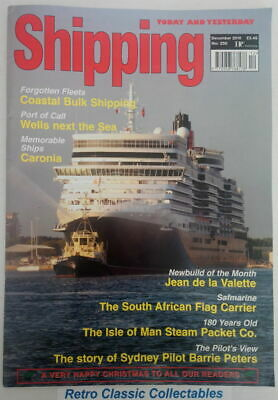 Shipping Today and Yesterday - No.250 - December 2010 - includes suppliment