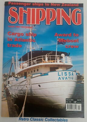Shipping Today and Yesterday - No.181 - March 2005