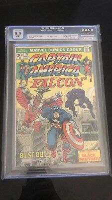 Captain America And The Falcon Issue 171 8.0 Condition