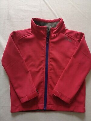 Tog24 Girls Softshell Jacket Age 3-4