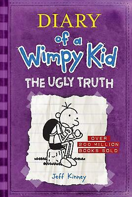 The Ugly Truth (Diary of a Wimpy Kid #5) by Jeff Kinney (English) Hardcover Book