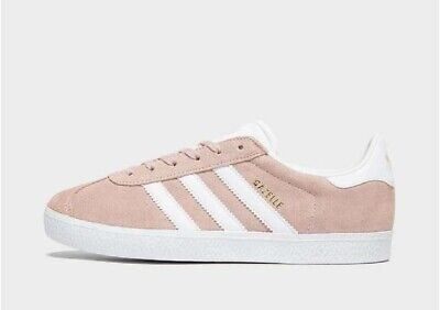 🔥 ADIDAS ORIGINAL GAZELLE Girls/Women's (UK 4/EUR 36.5/US 4.5) Pink-Brand New