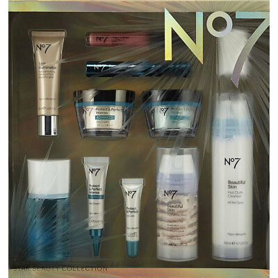 Boots No7 STAR Beauty Collection Gift Set Brand New in Box RRP £143 Mothers Day
