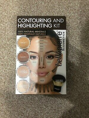 Bellapierre Contouring And Highlighting Kit