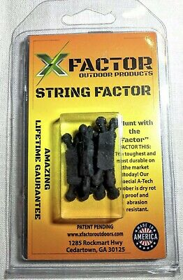 "X-Factor Outdoor Products 8/"" Stabilizer Black."