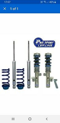 FORD FOCUS MK1 incl ST170 COILOVERS - ADJUSTABLE SUSPENSION LOWERING SPRINGS KIT