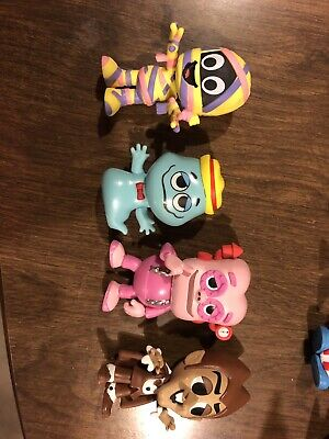 Mystery Minis Frankenberry Yummy Mummy Count Chocula Boo Berry Ad Icons Funko