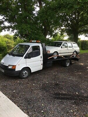 Ford transit mk3 recovery truck.
