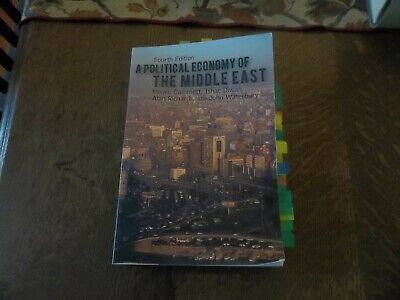 A Political Economy of the Middle East by Alan Richards, John Waterbury PB
