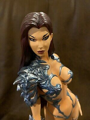 WITCHBLADE II (2) STATUE by Moore Creations #1247/4000