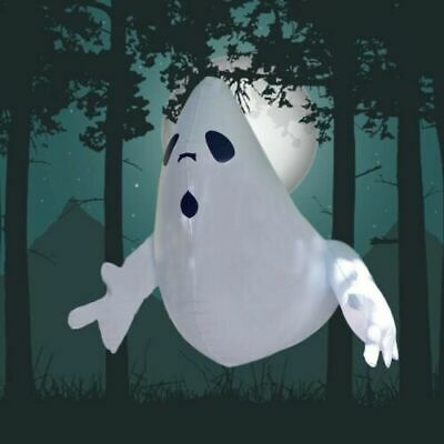 Halloween Party Inflatable Ghost Outdoor Yard Large PVC Air Blown Decoration