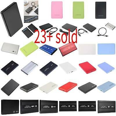 2.5 inch USB 3.0 to SATA External Portable 6-Gbps SSD Hard Drive Enclosure JF#E