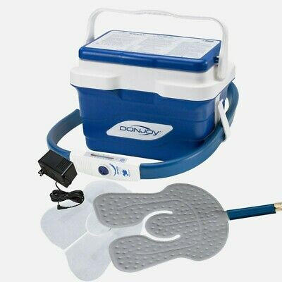 Donjoy Iceman with universal wrap. Cold therapy unit