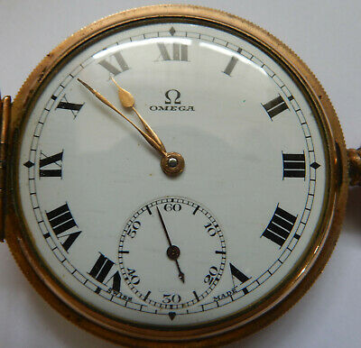 Beautiful Antique Omega Pocket Watch...keeps Perfect Time