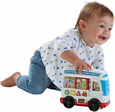 Fisher-Price Laugh & Learn Learn Around Town Bus Learning Baby Toddler Toy Bus