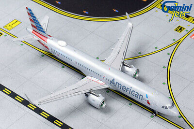 Gemini Jets 1:400 American Airlines Airbus A321-200 NEO 'New Colours' N400AN
