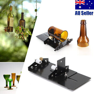 Beer Glass Wine Bottle Cutter Tool Machine Jar DIY Kit Craft Recycle Art Decor