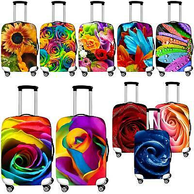 "Case Protector Cover for 18""- 28"" Luggage Suitcase Highly Elastic Stretch Fabric"