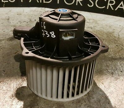 Hyundai Getz HEATER BLOWER FAN MOTOR   2006 F00s330025 GSi