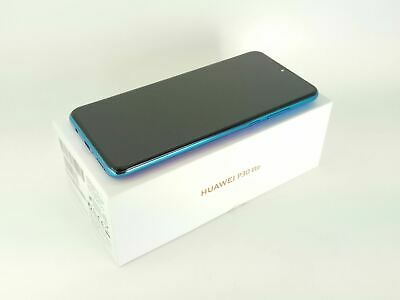 Huawei P30 Lite Pristine Condition 128Gb 48Mp 4G - Peacock Blue - Unlocked