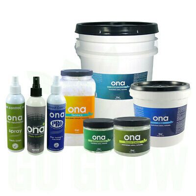 Ona Odour Neutralizers -  Blocks, Gels & Sprays