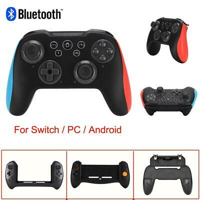 3 in 1 Wireless Bluetooth Game Controller Gamepad Joystick for Nintendo Switch