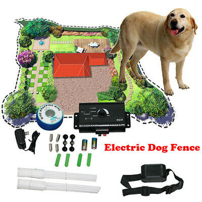 Perro Pastor Pet Fencing Sistema 023 Antiescape Vallado Electrico Invisible Es