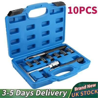 DIESEL INJECTOR SEAT CUTTER SET TOOL FOR BOSCH PSA FORD FIAT Mercedes Benz CDI