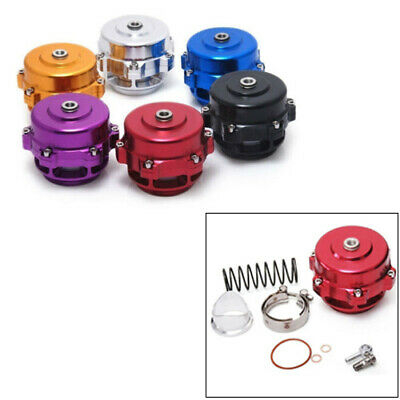 Tial 50mm V Band Blow Off Valve BOV Q Typer with Weld On Aluminum Flange Red