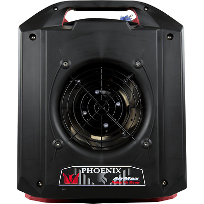 Phoenix, Radial Air Mover, AirMax, 1.9 Amp, Red 1614-2782