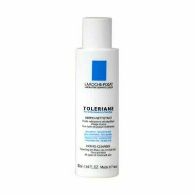 BN La Roche-Posay Toleriane Dermo-Cleanser Makeup Removal Fluid face & Eyes 50ml