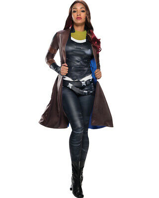 Guardians Of The Galaxy Deluxe Gamora Coat Size STD