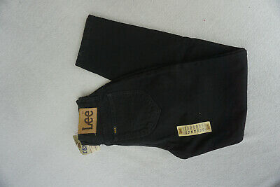 Lee Youth st Louis Children Jeans Girl 13 Y Trousers Gr.158 cm Black New ad33