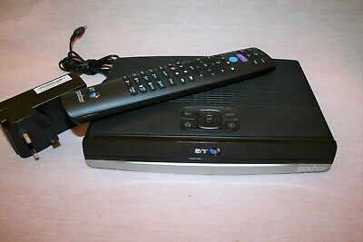 BT DTR-T2100 500GB YOUVIEW+ Smart Freeview Twin Tuner Recorder