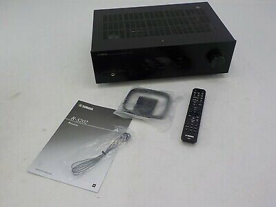 Yamaha R-S202BL - Stereo Receiver - SOLD AS IS