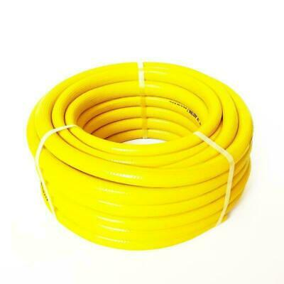 FIRE FIGHTING REEL YELLOW HOSE PIPE PUMP 20mm 3/4 x 20m COIL SAFETY Australian