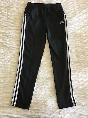Girls Adidas Trackies Pants Size 12/14 With Pockets - 2 Pairs Available