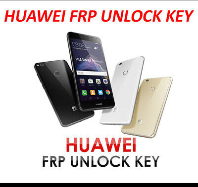Huawei Frp Unlock Key Code By Imei Google Account Remove Service All Models