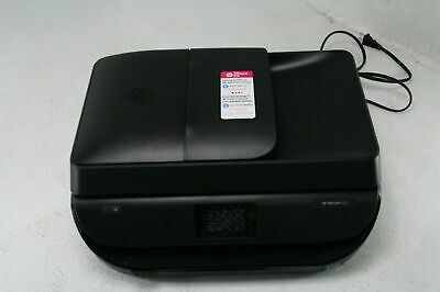 HP OfficeJet 5255 Wireless All-in-One Printer Dash Replenishment ready Black